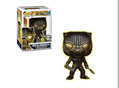 Erik Killmonger Glow-in-the-Dark #279