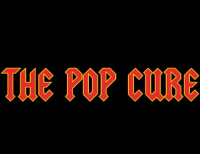 The Pop Cure (ACDC) Sticker