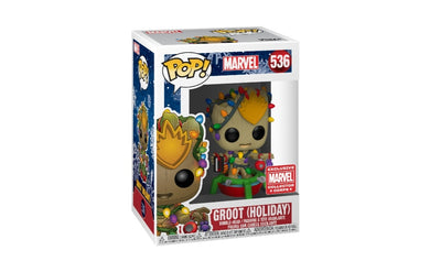 Groot (Holiday) Marvel Collection Corps #536