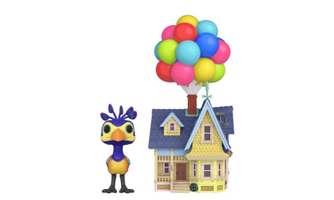 Kevin with Up House 2019 NYCC Shared Exclusive