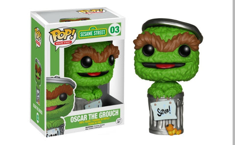 Oscar The Grouch #03