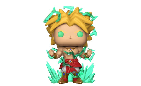 Broly Glactic Toys Exclusive 6in