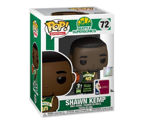 PREORDER Shawn Kemp ECCC Shared Exclusive