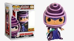 Dark Magician Hot Topic Exclusive #595