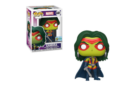 Gamora 2019 SDCC Shared Exclusive #441