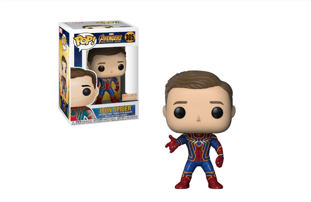 Iron spider BoxLunch Exclusive #305