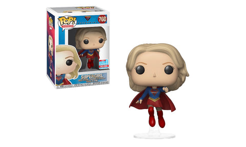 Supergirl NYCC Shared Exclusive #708