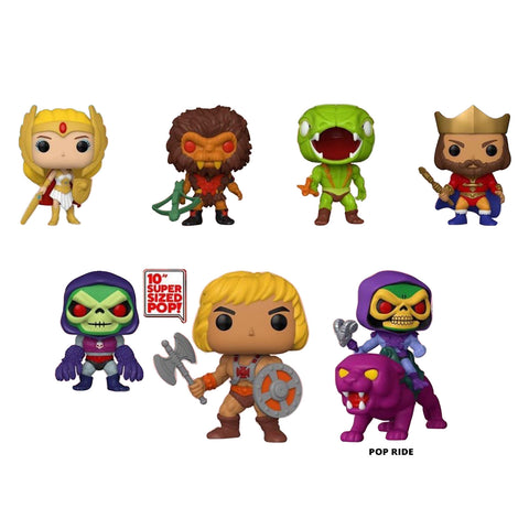 [PRE-ORDER] Masters of the Universe Wave