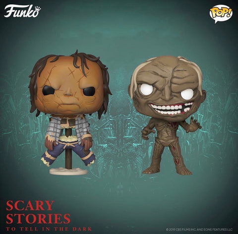 [PRE-ORDER] Scary Stories Complete Set Of 2