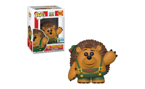Mr. Pricklepants 2019 SDCC Shared Exclusive #562