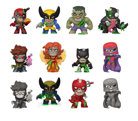 [PRE-ORDER] Marvel Zombies Mystery Minis (Specialty Series)