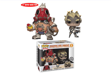 Roadhog and Junkrat 2Pk
