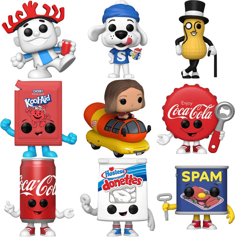 [PRE-ORDER] Ad Icon Foodies: Winter 2020