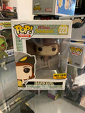 Hawkgirl Hot Topic Exclusive #223