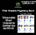 The Pop Cure Mystery Box