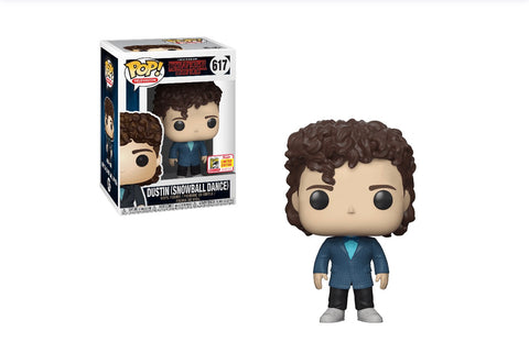 Dustin (Snowball Dance) 2018 SDCC Shared Exclusive #617