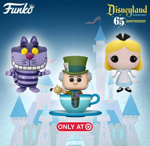 [PRE-ORDER] Disney 65th Anniversary Alice in Wonderland Bundle