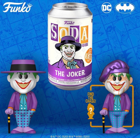 [PRE-ORDER] The Joker Soda