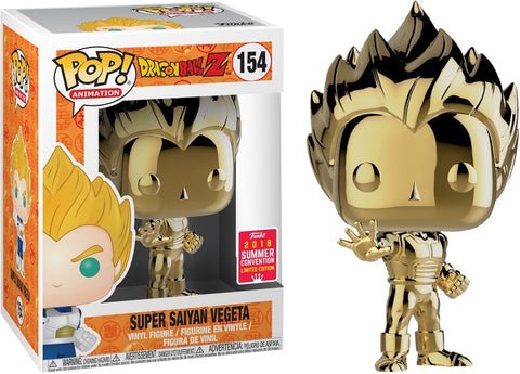 Super Saiyan Vegeta Summer Convention Exclusive #154