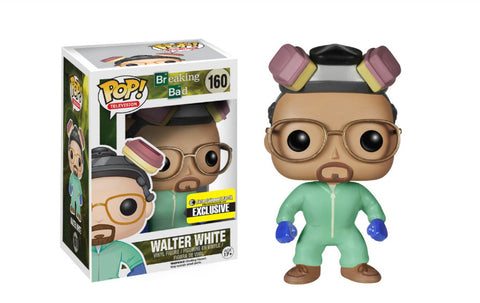 Walter White Entertainment Earth Exclusive #160
