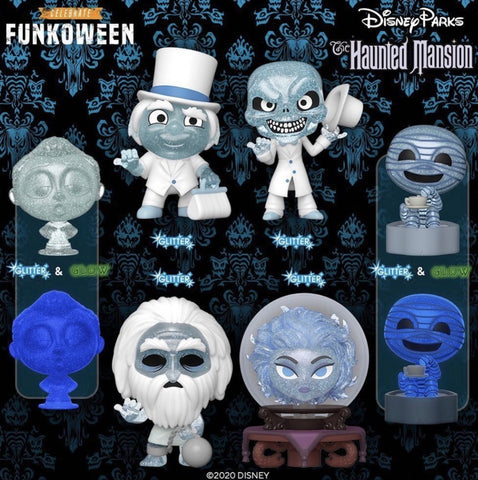 [PRE-ORDER] Haunted Mansion Minis