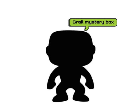 The Pop Cure Grail Mystery Box