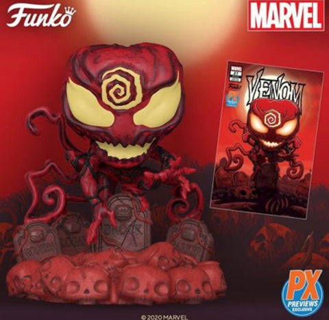 [PRE-ORDER] Carnage PX w/ Comic