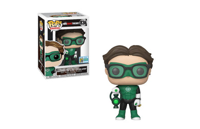Leonard Hofstadter 2019 SDCC Shared Exclusive #836