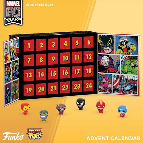 [Pre-Order] Marvel Advent Calendar 2019