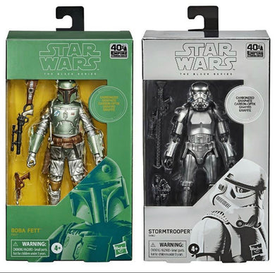 [PRE-ORDER] New Star Wars Black Series