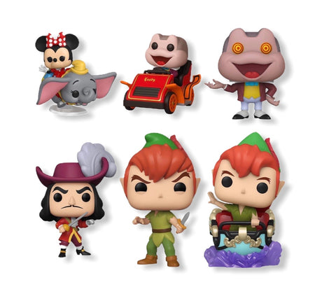 [PRE-ORDER] Disneyland 65th Anniversary pops! Wave 2