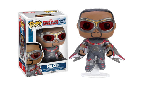 Falcon Hot Topic Exclusive #127