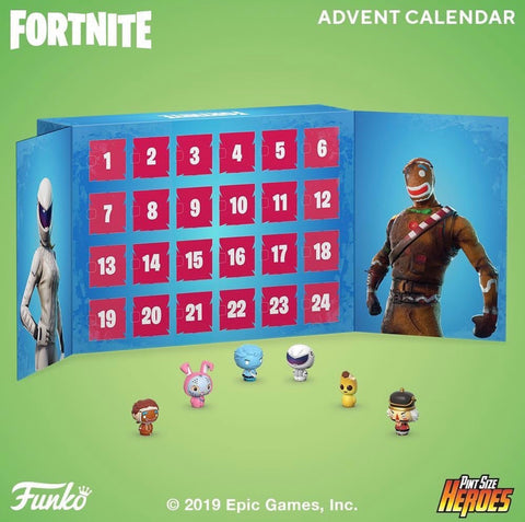 [Pre-Order] Fortnite Advent Calendar 2019