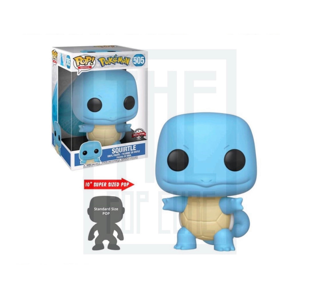 [PRE-ORDER] Squirtle 10in Target Exclusive