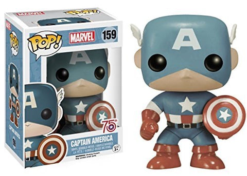 Captain America (Light Blue) #159
