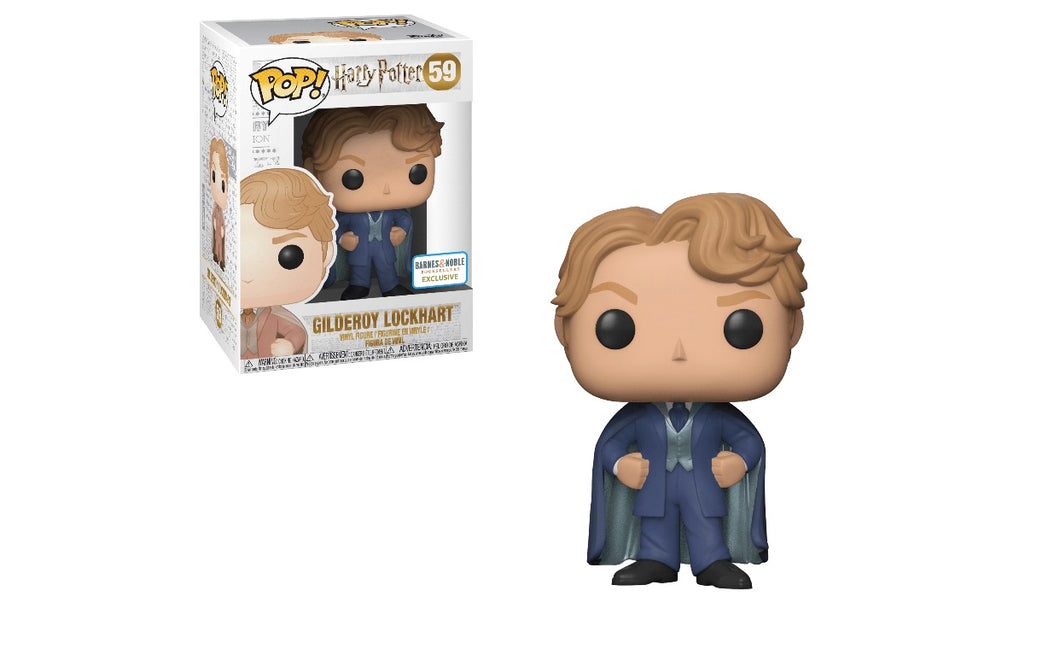 Gilderoy Lockhart Barnes & Noble Exclusive #59