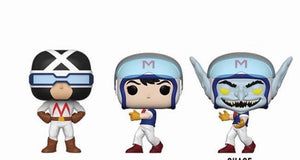 [PRE-ORDER] Speed Racer Complete Set Of 3 w/ Chase