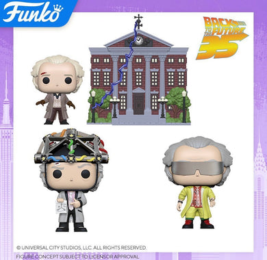 [PRE-ORDER] Back to the Future
