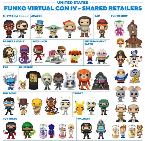 [PRE-ORDER] 2020 NYCC SHARED EXCLUSIVES