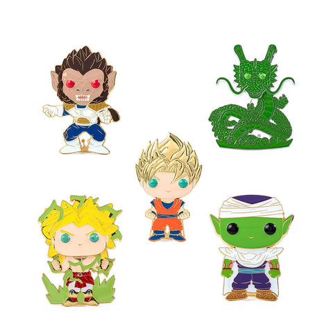 [PRE-ORDER] DRAGON BALL FUNKO PINS WAVE 1