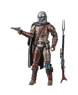 Star Wars Black Series Carbonized Mandalorian