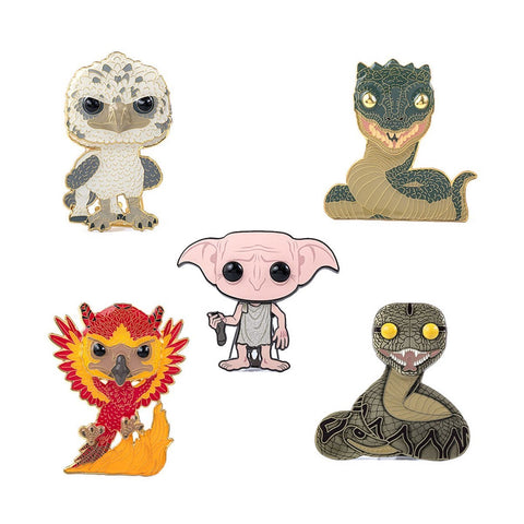 [PRE-ORDER] HARRY POTTER FUNKO PINS WAVE 2