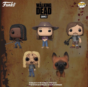 [PRE-ORDER] The Walking Dead Complete Set Of 5