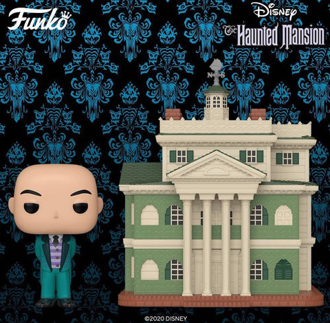 [PRE-ORDER] Haunted Mansion w/ Butler