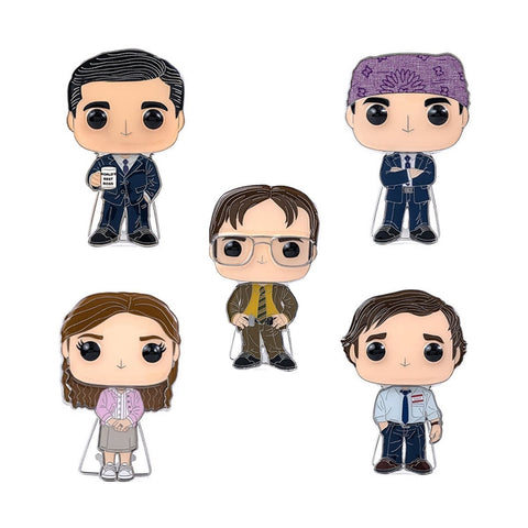 [PRE-ORDER] THE OFFICE FUNKO PINS WAVE 1