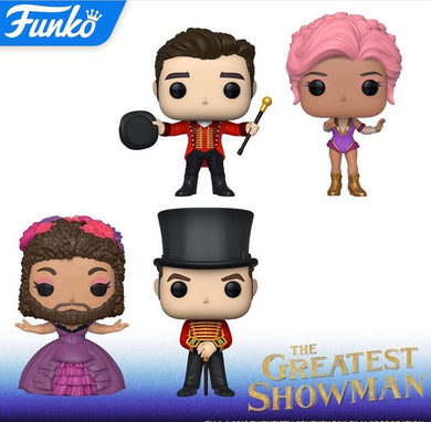 [PRE-ORDER] The Greatest Showman Complete Set Of 4