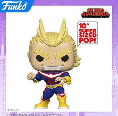 [PRE-ORDER] All Might 10i