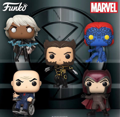 [PRE-ORDER] X-Men 20th Anniversary
