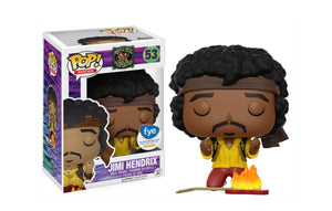 Jimi Hendrix Special Edition Exclusive #53