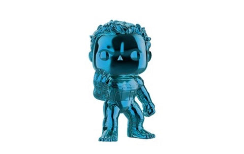 Hulk Blue Chrome Exclusive #499